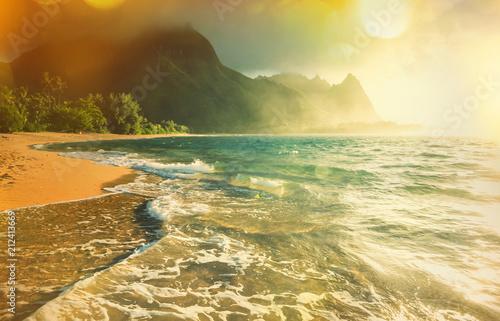 Leinwanddruck Bild Kauai