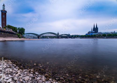 Sticker Köln Panorama