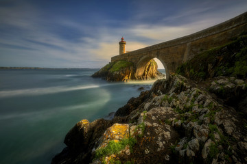 Petit Minou lighthouse, Brittany, France © janmiko
