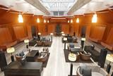 modern lobby restaurant - 212457085