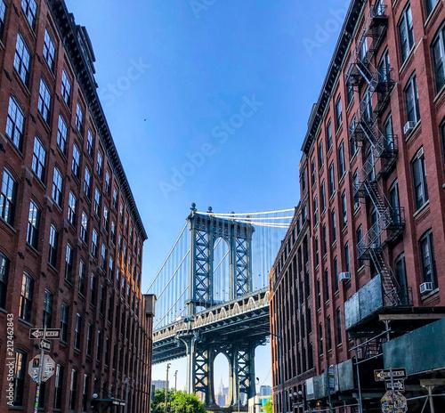 Foto Murales Manhattan Bridge New York City