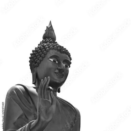 Aluminium Boeddha buddha statue