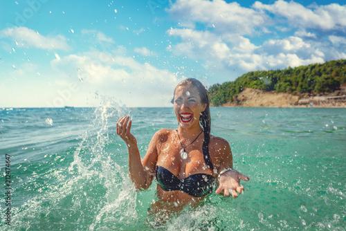 Foto Murales Fun On The Beach