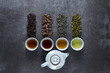 Leinwanddruck Bild - Tea Ceremony