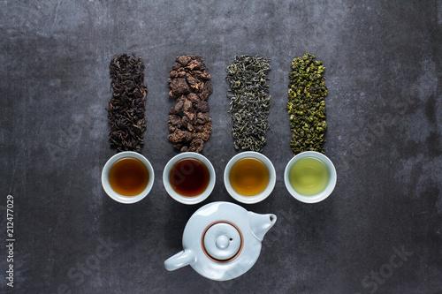 Leinwanddruck Bild Tea Ceremony