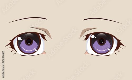 violet eyes - 212477612