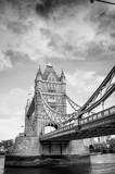 Fototapeta London - mosty londynu © msyoko
