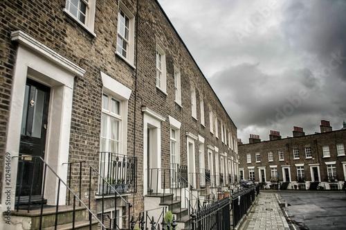 Foto Murales architektura londynu