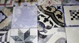 Exterior tile shapes - 212496697