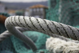 Fishing nets and rope - 212501840