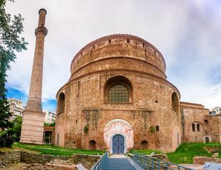 View of Rotonda, Rotunda Monument inThessaloniki city, Greece © Lambros Kazan