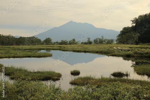 早朝の尾瀬ヶ原 / Oze national park in early morning