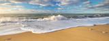 Beautiful beach shore