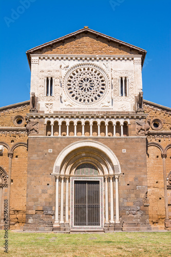 Tuscania, Viterbo, Italy: Exterior of San Pietro Church - 212550038