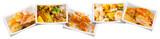 gambas et crevettes cuisinées - 212553639