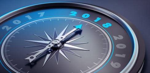 Dunkler Kompass - Konzept 2018