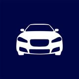 Car Vector Icon. Transportation Illustration Template - 212568882