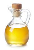 Bottle of olive oil - 212578474