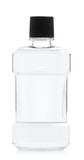 water mouthwash isolate on white background - 212580042