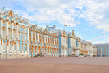 Catherine Palace in Tsarskoe Selo. - 212593496