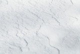 Abstract snowy background, snowdrift - 212599420