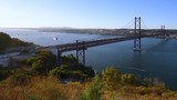 Bridge over River Tagus, Lisbon, Portugal - 212602005