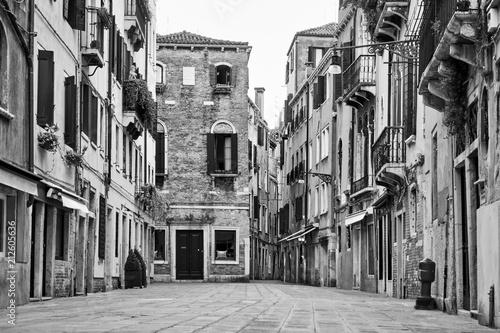 Street in Venice - 212605636
