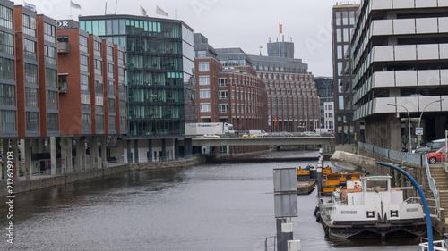 Foto Murales Hamburger Hafen