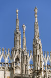 Top of Milan cathedral - 212611244