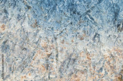 Aluminium Stenen stone wall or grunge stone texture image use for stone background