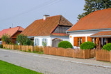 Traditional cottages in Tykocin - Poland - 212613245