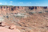 Dead Horse Point State Park aerial view, Utah - 212625889
