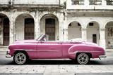 Vintage Havana's Car