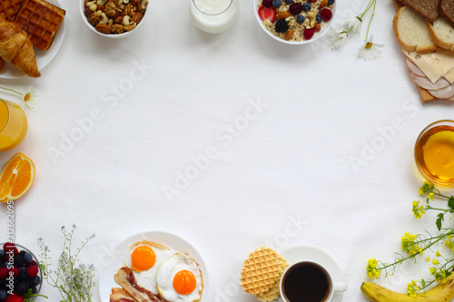 Healthy Breakfast Background Buy Photos Ap Images Detailview