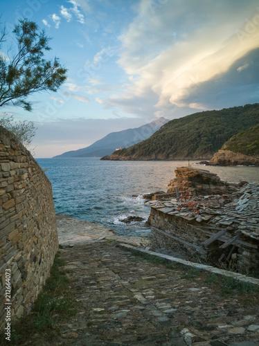 Foto Murales Mount Athos