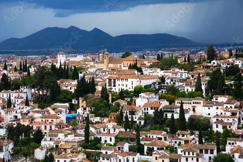 View of  Granada cityspace - 212671454