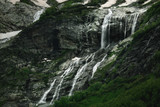 Sofia (Sophia) Waterfalls, Caucasus Mountains. Arkhyz, Russia