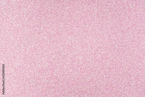 różowy pastelowy musujące blask tekstura tło. świąteczny tło.