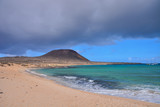 Landscape in Tropical Volcanic Canary Islands Spain - 212704403