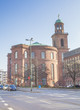 Paulskirche, famous Church in Frankfurt ( Germany)