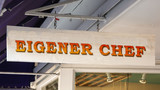 Schild 343 - Eigener Chef - 212712846