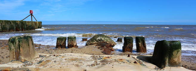 Aldeburgh Beach © Matthew