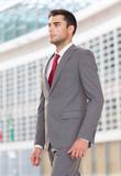 Businessman portrait - 212729267