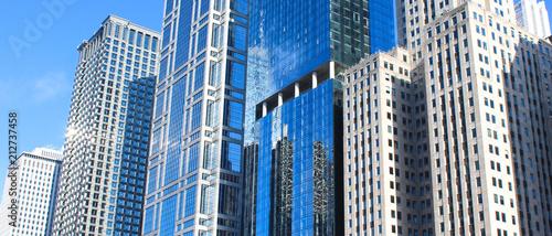 Obraz na płótnie USA - Buildings