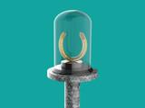 Horseshoe Good Luck 3D Render - 212745828