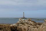 le phare de la Hague à port Goury,Auderville dans le Cotentin,Manche,Normandie,