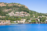 Beach in Theoule sur Mer, French Riviera - 212756642
