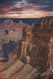 Grand Canyon aerial view. - 212797241