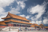Forbidden City is the largest palace complex in the world. - 212802483