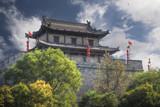 Xian city wall. - 212804095